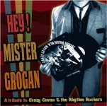 CD - VA - Hey Mister Grogan - Tribute To Crazy Cavan & The Rhythm Rockers