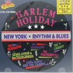 CD - VA - Harlem Holiday - NY Rhythm & Blues - Vol. 2