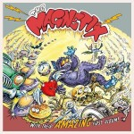 CD - Magnetix - With Their Amazing First Album
