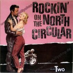 LP - VA - Rockin On The North Circular Vol. 2