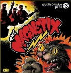 Single - Magnetix - Earthquake Files No. 3 - Black Vinyl