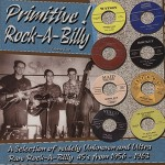 LP - VA - Primitive Rock-A-Billy Vol. 1
