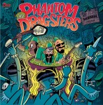 LP - Phantom Dragsters - At Tiki Horror Island