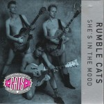 CD - Rumble Cats - She's In The Mood