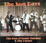 CD - Sonny Burgess & The Pacers - Sun Days - The Best Of