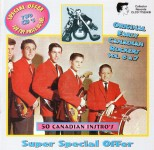 CD-2 - VA - Early Canadian Rock Instrumentals - Early Canadian Rockers 6 And 7
