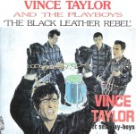 CD - Vince Taylor And The Playboys - The Black Leather Rebel