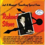 CD - Roland Stone - Just A Moment-Something Special From