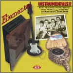 CD - VA - Elemental Instrumentals!!