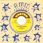 Single - Sonny Burgess - We Wanna Boogie , Thunderbird