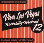CD - VA - Viva Las Vegas Rockabilly Weekend Vol. 12