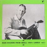 LP - VA - Rare Rockers From Small 1950s Labels Vol. 1