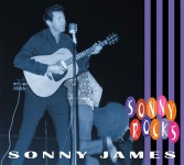 CD - Sonny James - Sonny Rocks