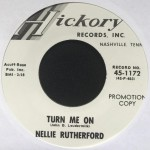 Single - Nellie Rutherford - Laughing At Me; Turn Me On