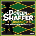 CD - Doreen Shaffer - Groovin' With The Moon Invaders