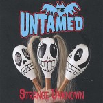 CD - Untamed - Strange Unknown