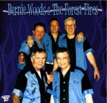 CD - Bernie Woods & The Forest Fires - Same Title