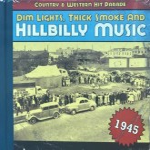 CD - VA - Country & Western Hit Parade 1945