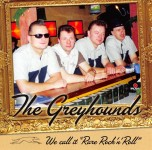 CD - Greyhounds - We Call It Rare Rock'n'Roll