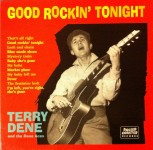 10inch - Terry Dene & Dene Aces - Good Rockin' Tonight