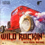 CD - VA - Wild Rockin' With Vocal Backing