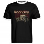 Ringer-Shirt - Walldorf Weekender Astoria-Hall, Black
