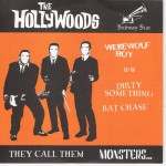 Single - Hollywoods - They call them monsters