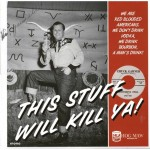 10inch - VA - This Stuff Will Kill Ya!
