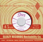 Single - Roy Thompson & The Mellow Kings - That's What You Think / Stung Over You