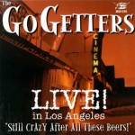 CD - Go Getters - Live in Los Angeles