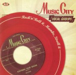 CD - VA - Music City Vocal Groups Vol. 2