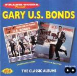 CD - Gary U.S. Bonds - Quarter To Three / Twist Up Calypso