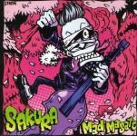 CD - Mad Masato - Sakura