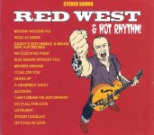 CD - Red West & Hot Rhythm - same