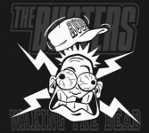 CD - Busters - Waking The Dead