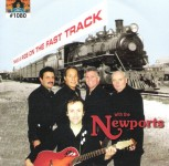 CD - Newports - Take A Ride On The Fast Track