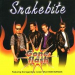 CD - Snakebite - Gone In A Flash
