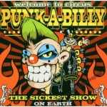 CD - VA - Welcom To Circus Punk-A-Billy - Vol. 1