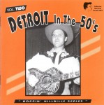 CD - VA - Detroit In The 50's Vol. 2