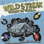 LP - VA - Wild Streak Rock'n'Roll Vol. 1