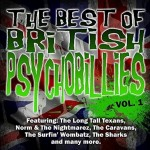 CD - VA - The Best Of British Psychobillies Vol. 1