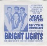 Single - Wade Curtiss And Rhythm Rockers - Bright Lights, Hurricane