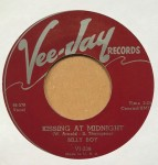 Single - Billy Boy (Arnold) - My Heart Is Crying / Kissing At Midnight