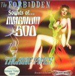 CD - Magnum 500 - The Forbidden Sounds Of
