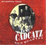 CD - Cadcatz - Rockabilly Party
