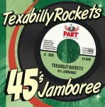 CD - Texabilly Rockets - 45's Jamboree