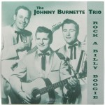 LP - Johnny Burnette Trio - Rock A Billy Boogie
