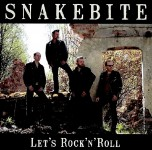 CD - Snakebite - Let's Rock'n'Roll
