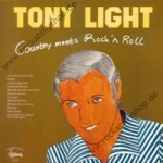 LP - Tony Light - Country Meets Rock'n'Roll