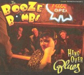 CD - Booze Bombs - Hangover Blues